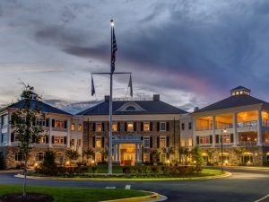 The Army-Navy Country Club in Arlington, Virginia
