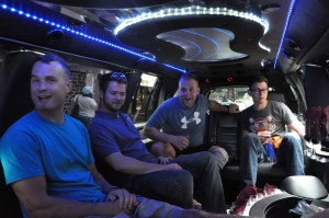 US Open limo