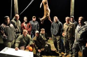 Big Rack deer hunt 2
