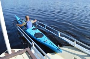 Kayak Launch 2