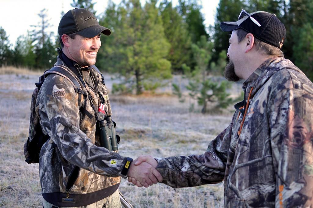 Steve West Elk Hunt 2