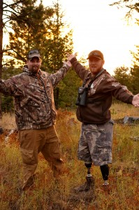 Steve West Elk Hunt 4