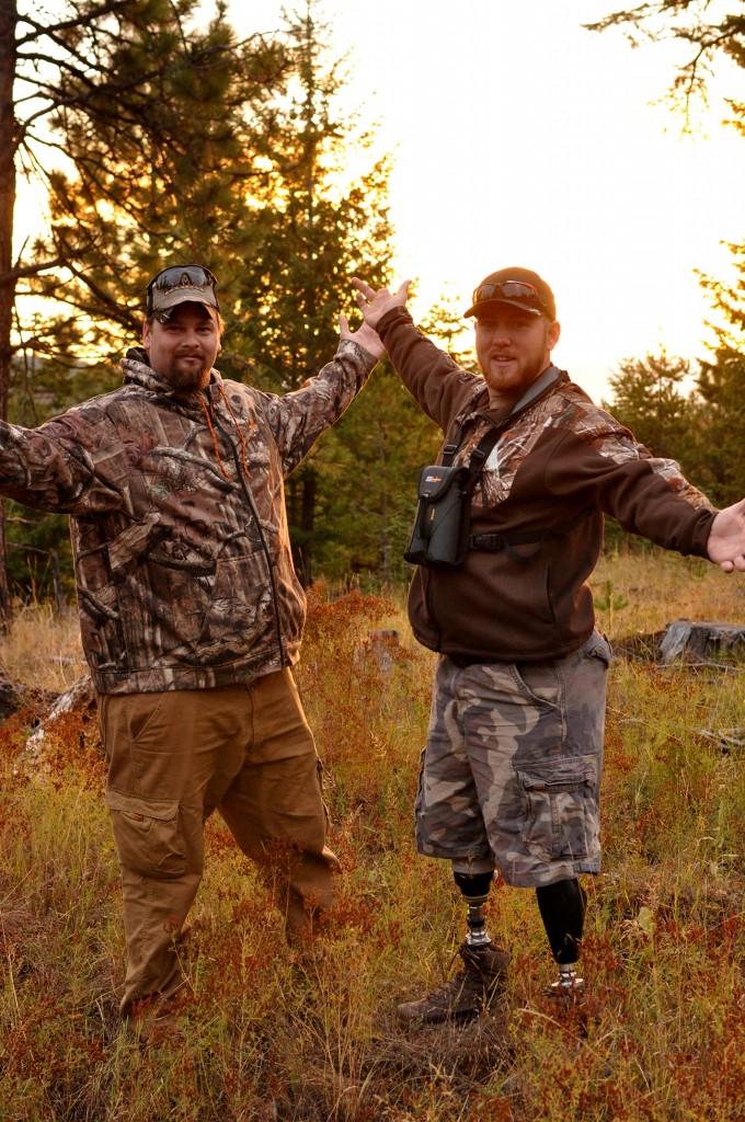 Steve West Elk Hunt 4