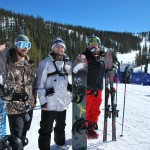 Monarch Mt. Ski Trip 1