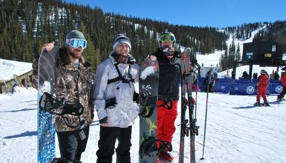 Monarch Mt. Ski Trip 1