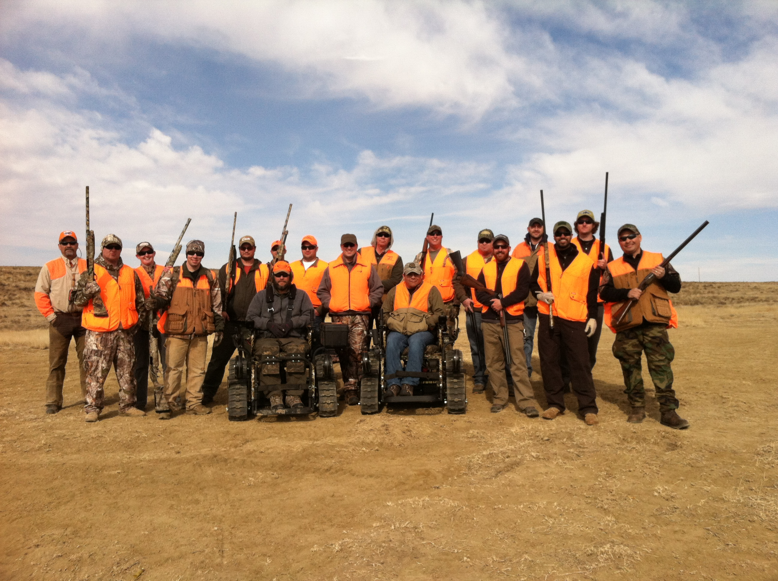 Colorado Pheasant Hunt 3