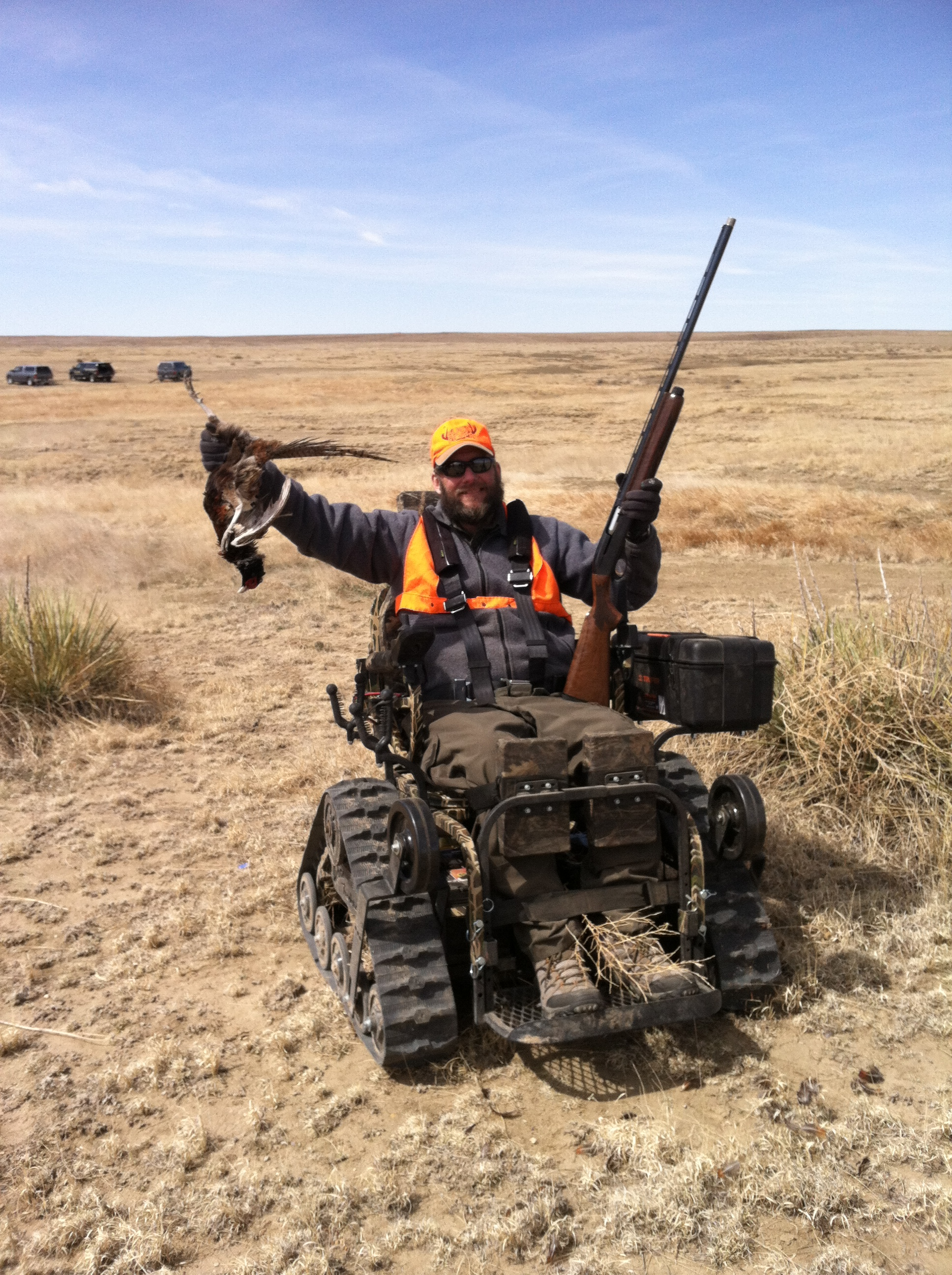 Colorado Pheasant Hunt 1 – Freedom Alliance