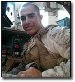 USMC Sgt. Andrew Tahmooressi