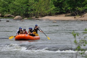 Polytrauma Richmond Rafting 3