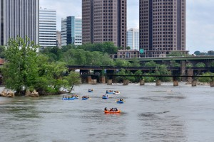 Polytrauma Richmond Rafting 4