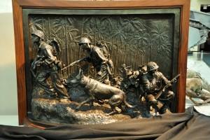Raiders Sculpture 3