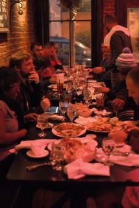 PTRIP Xmas Dinner 1