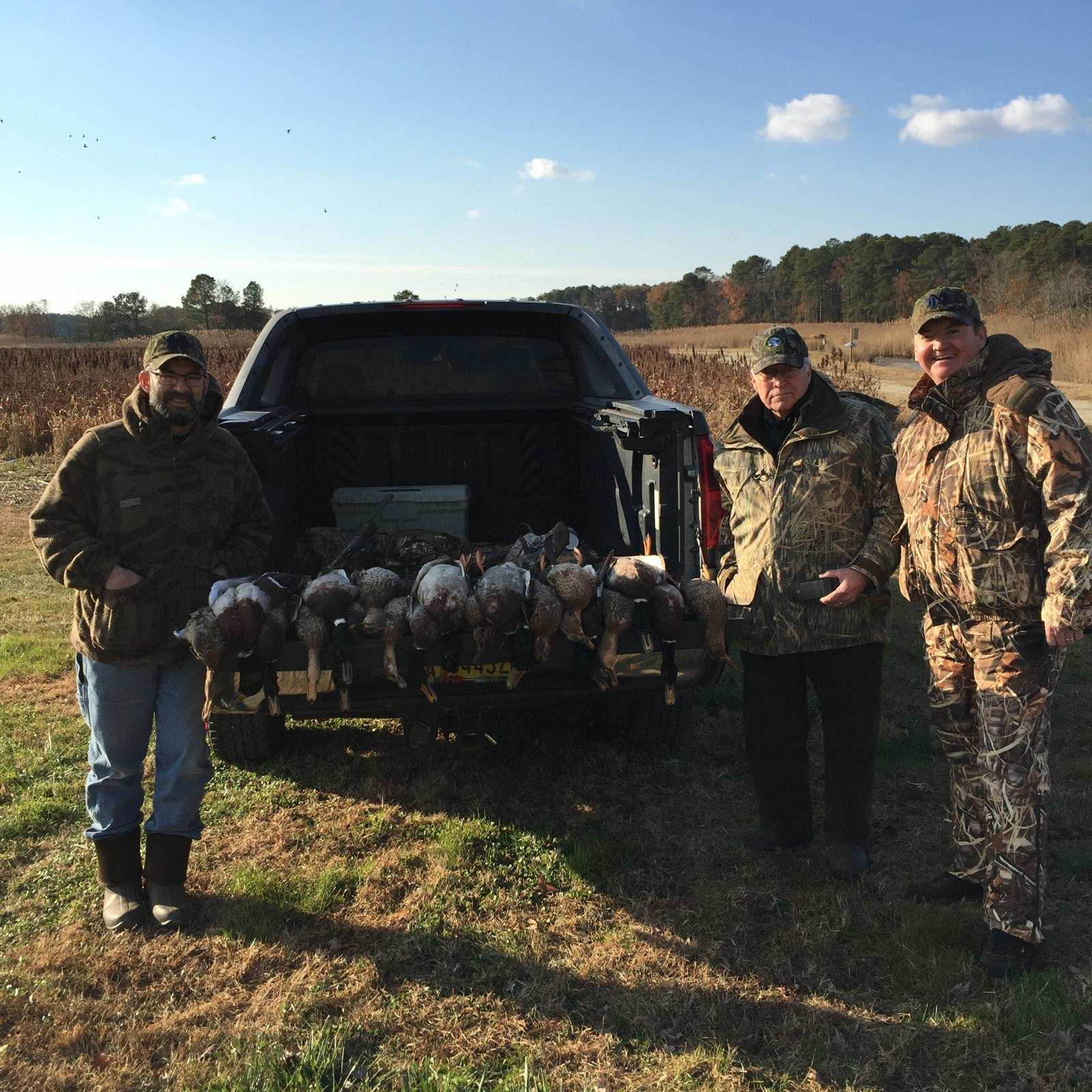 Grand National Waterfowl Hunt 2015
