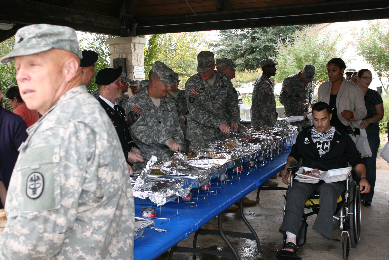 BAMC Thanksgiving