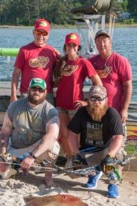 Bowfishing Stingrays 5