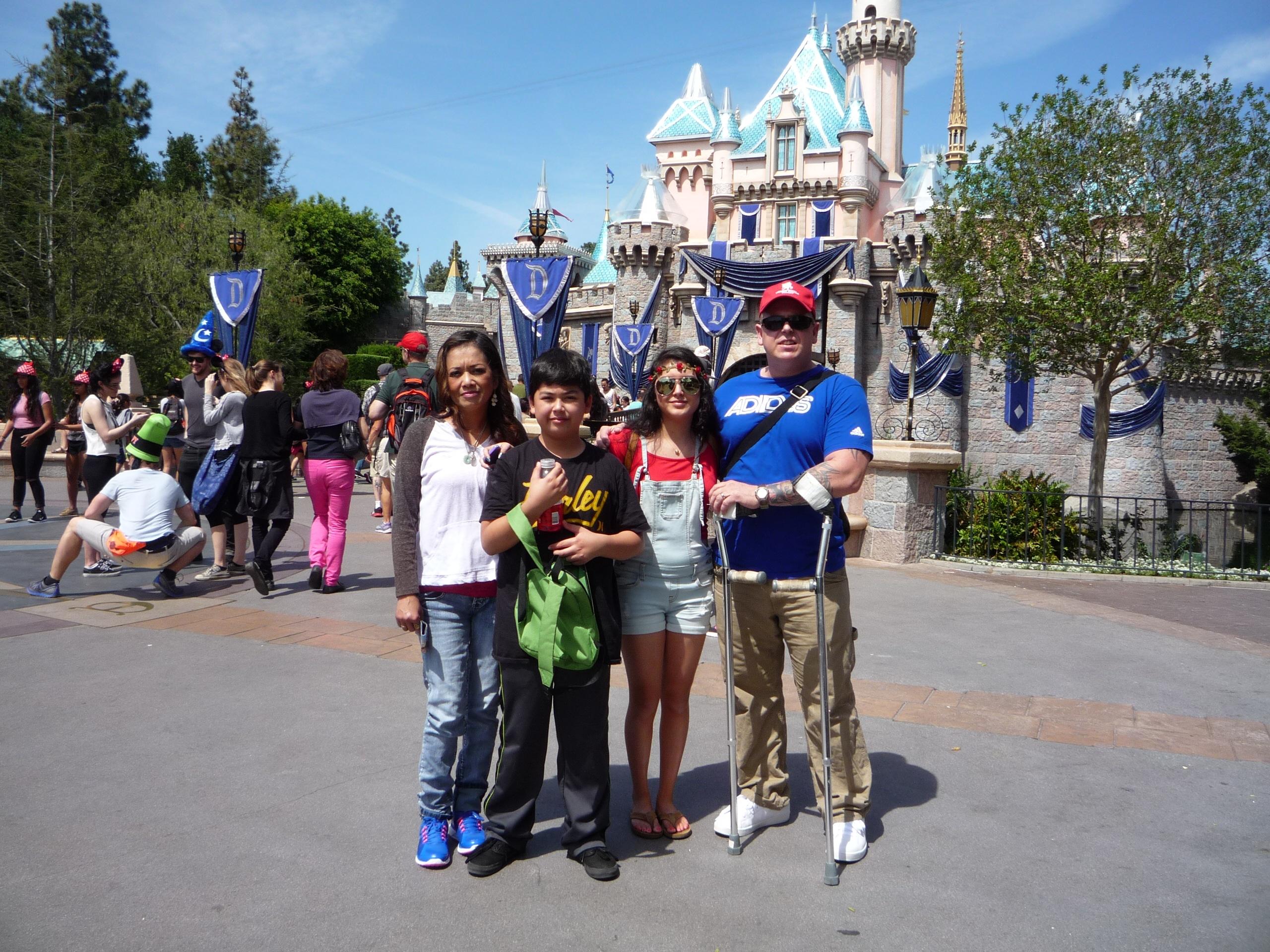 Poppy's Wish Disneyland 2015