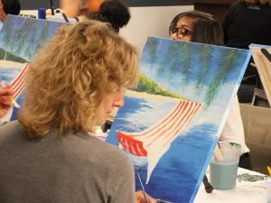 Pasta & Paint Night June 2016_3