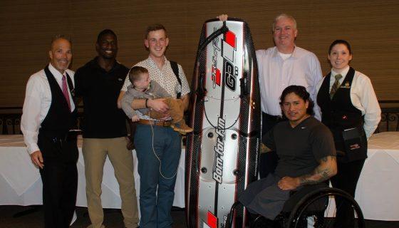 Jorge's Surfboard 1