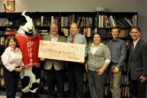 Freedom Alliance Receives Check from Local Chick-fil-A Restaruants