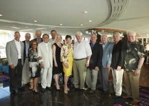 The Freedom Cruise features a line of of notable and accomplished speakers.