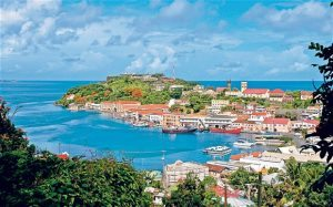 The 2003 Freedom Cruise sailed to Grenada