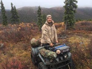 Alaskan Caribou Hunt 1