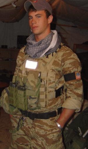 Former Army Ranger Marko Milosevic