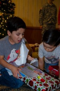 Ft. Riley WTB Christmas 1