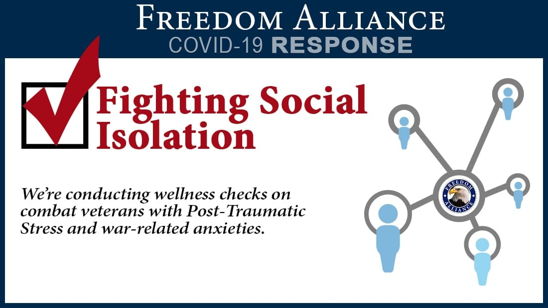 SLIDE: COVID-19 Response: Preventing Social Isolation in Veterans